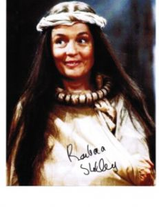 Barbara Shelley star of Dracula Prince of Darkness & Doctor Who hand signed autograph